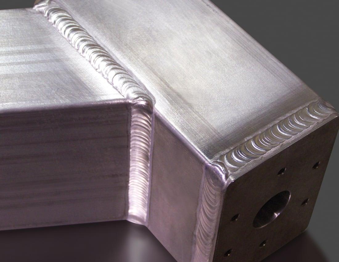 Aluminum GTAW AWS D17.1