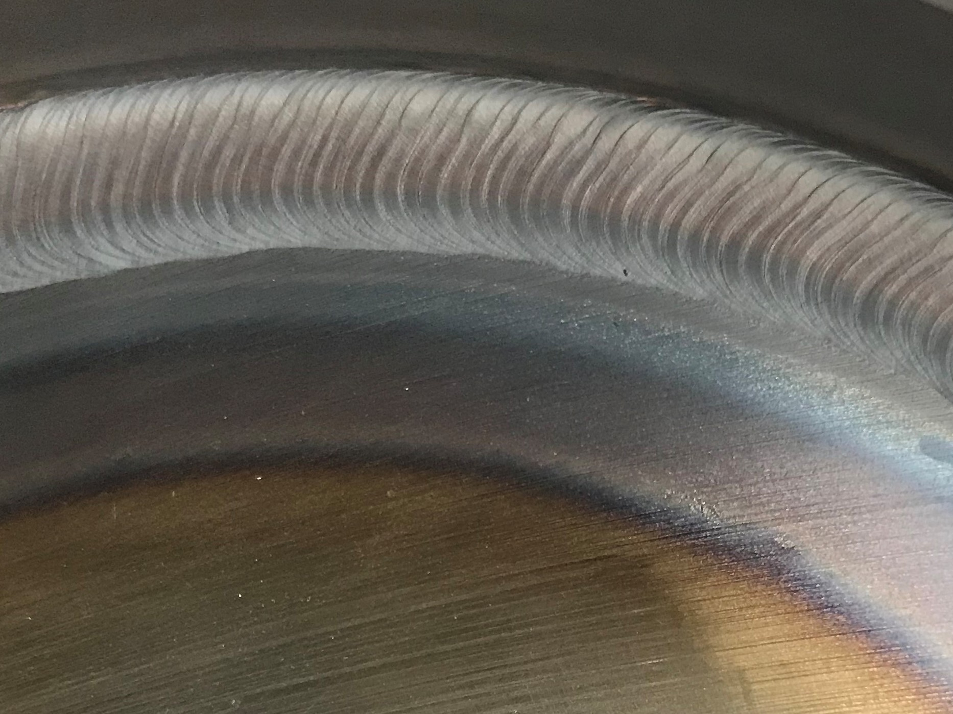 Aerospace Robotic Weld_Close Up