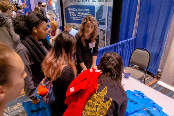 Advance Welding Participated in the Future Workforce Opportunities Career Fair
